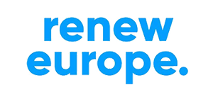 Logo der Fraktion Renew Europe