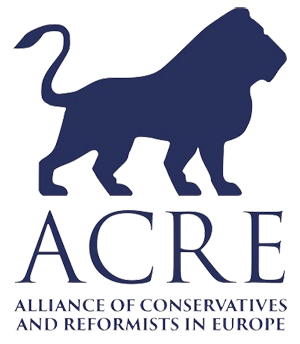Logo der ACRE - Alliance Conservatives and Reformists in Europe